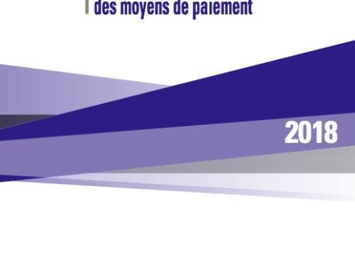 Rapport annuel 2018 de l'Observatoire de la sécurité des moyens de paiement (OSMP)