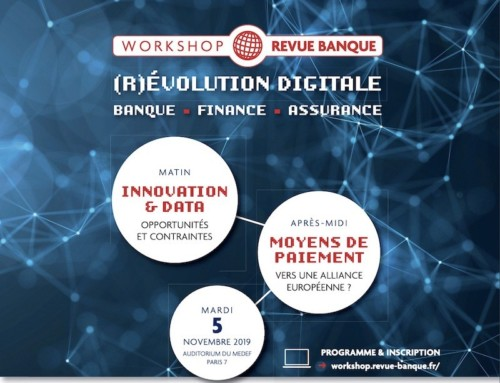 Workshop Revue Banque – (R)Évolution digital – 5 novembre